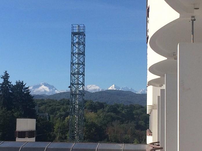 Горы без тумана