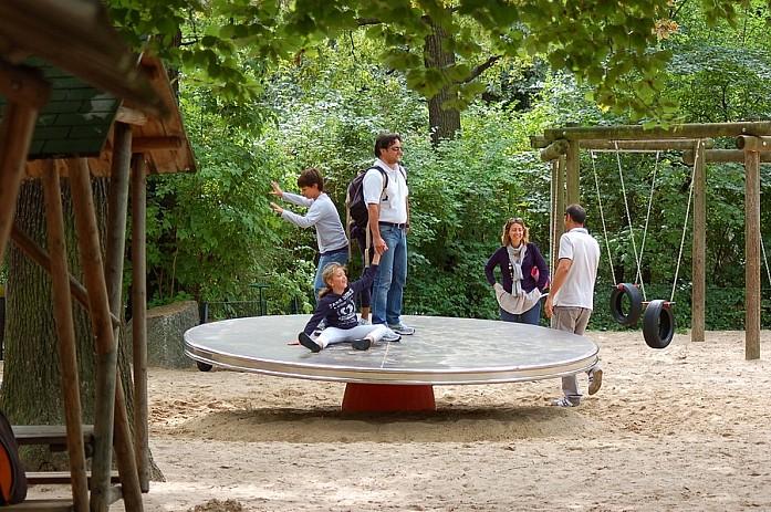 Отличные детские площадки