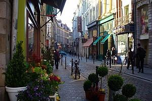 Французский регион Нор - Па-де-Кале и его столица - Лилль