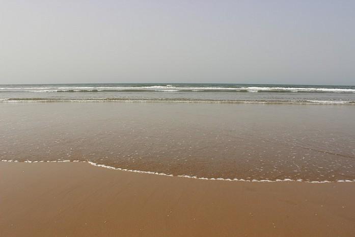 Бескрайние пляжи