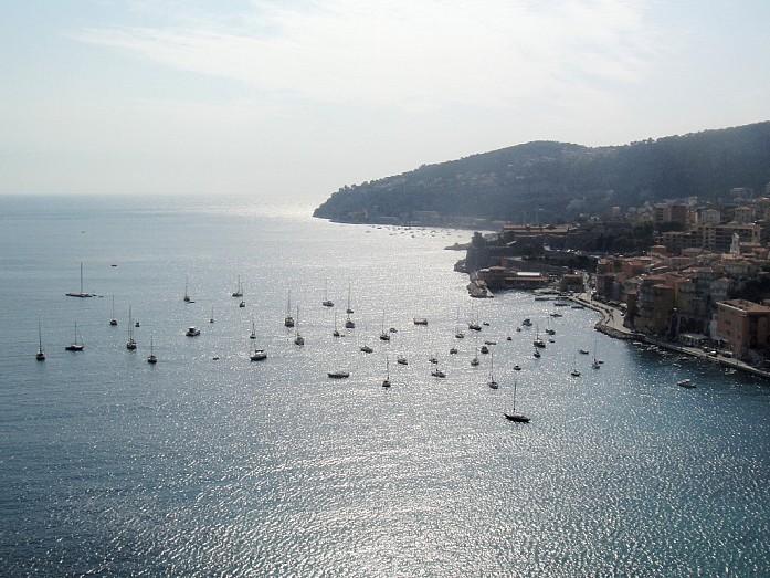 По дороге из Ниццы в Монако