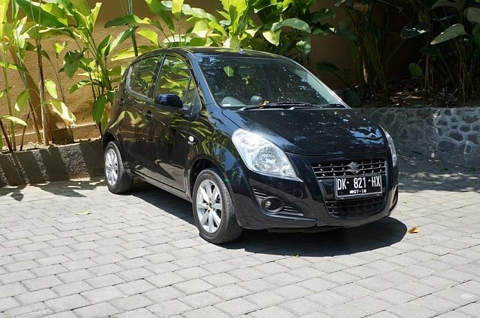 На Бали надо брать маленькую машину