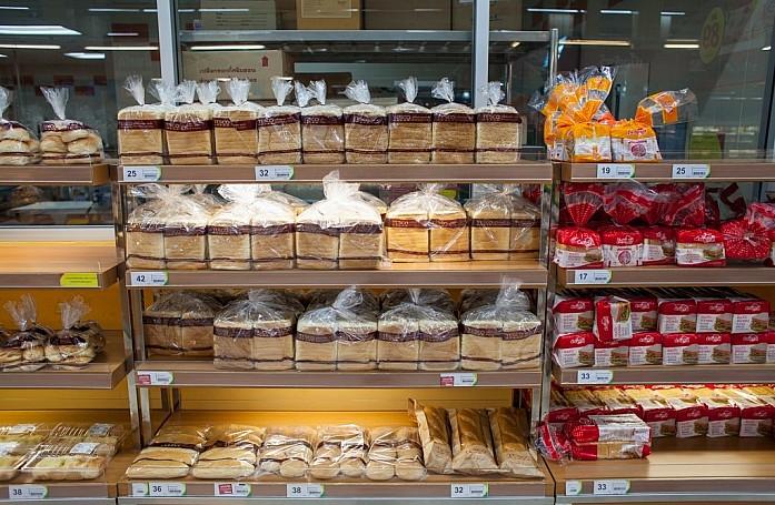 Тостовый хлеб обычно жарят