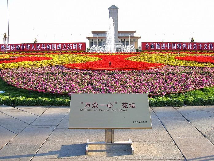 ПлощадьТяньаньмэн в Пекине