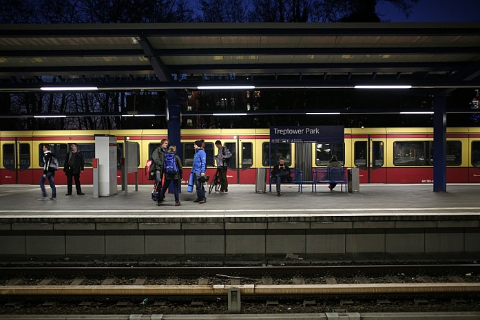 Наземное метро S-Bahn