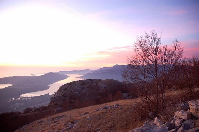 Национальный парк Ловчен зимой: красота и развлечения