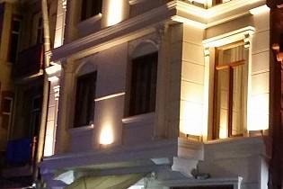 Отель Stone Art Hotel