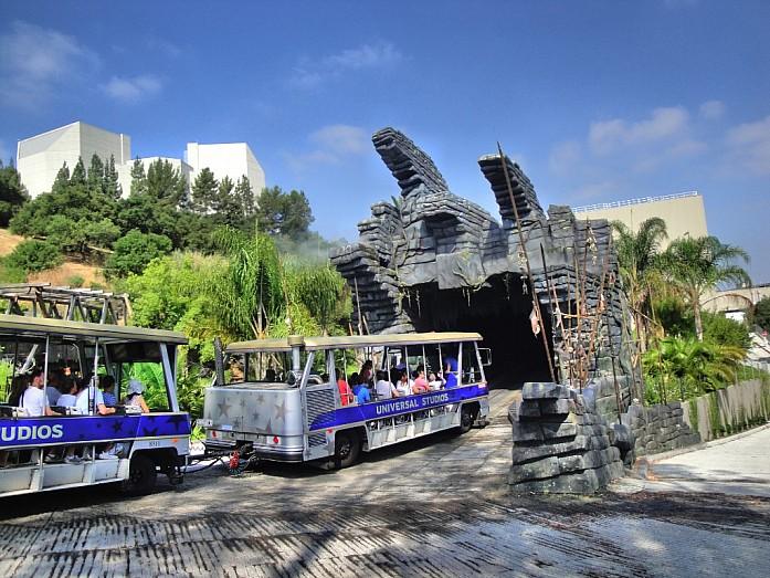 Вход в 3D мир Кинг-Конга