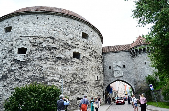 башня Толстая Маргарита