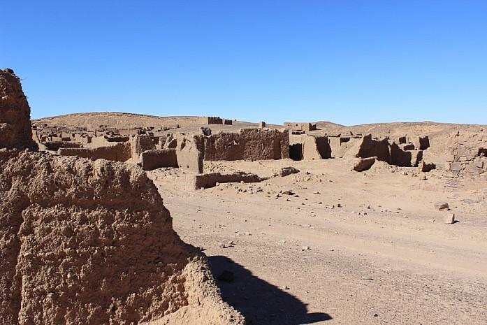 Разрушенное поселение