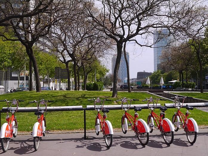 городской велопрокат