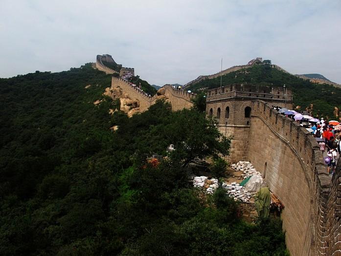 Хитрость о Великой китайской стене