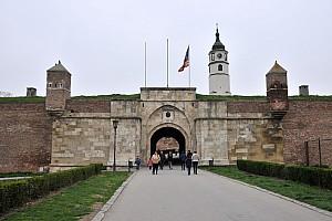 Белград. 16 лет после войны