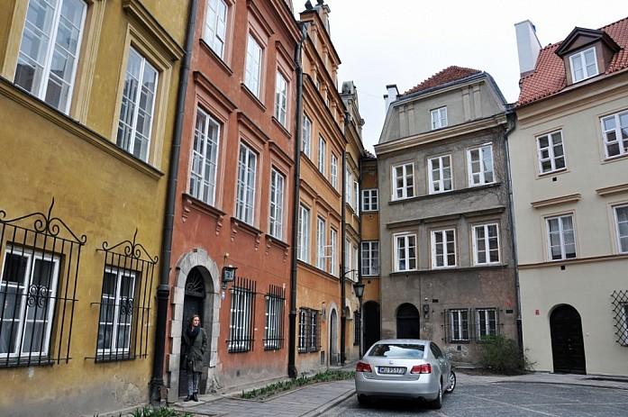 Самый узкий дом в Европе