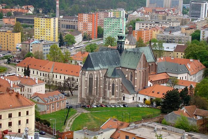 монастырь августинцев и базилика вознесения Богоматери