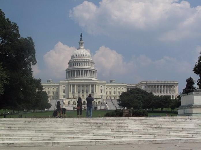 В гостях у президента США. Вашингтон.