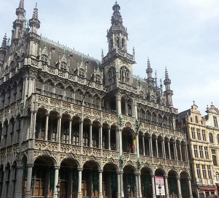 <em>Хлебный дом/Дом короля в Брюсселе</em>
