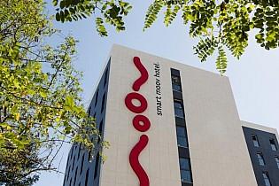 Отель Moov Hotel Porto Norte