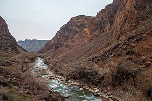 Чарынский каньон. Автостопом за день.
