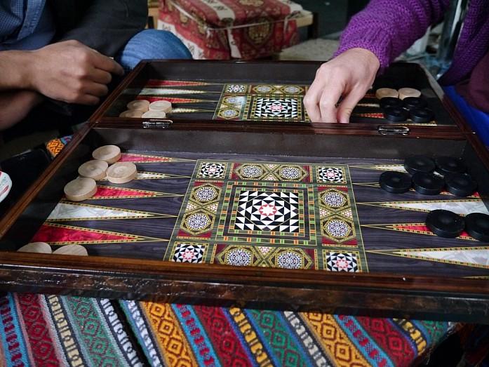 турецкое развлечение - нарды