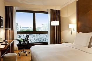 Отель Hotel Warwick Geneva
