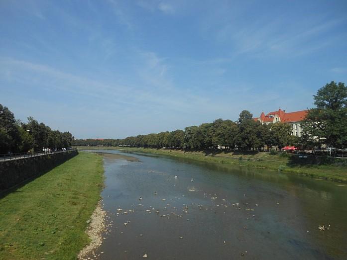 Река Уж.