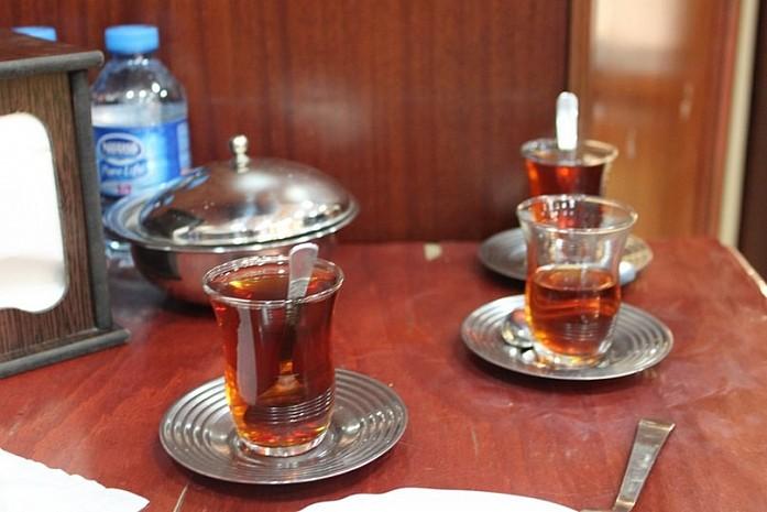 национальные чашечки для чая - армуды