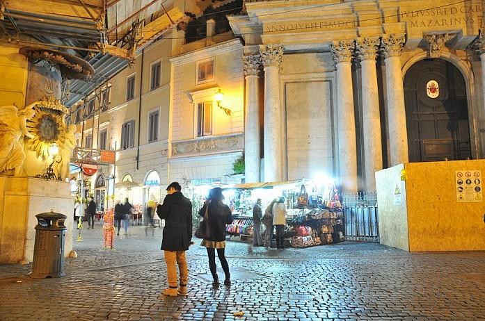 Новогодний шопинг в Риме. Советы