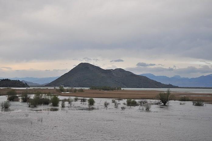 Скадарское озеро. Основной источник пресной питьевой воды в стране