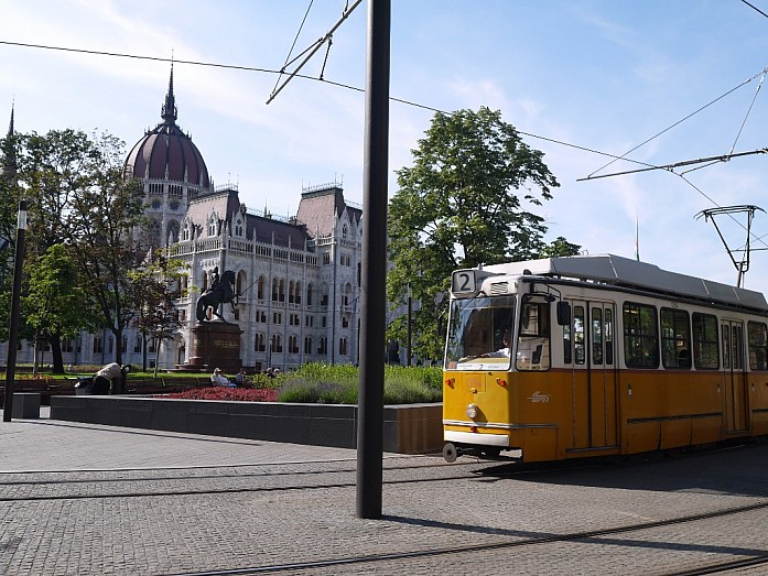 Ода Будапешту