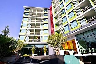 Отель Lakkhana Poolside Resort