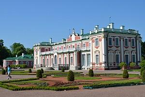 Выходные в Таллине. День 2 - Кадриорг