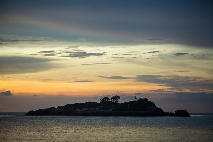 Закат в Национальном парке. Фото - Доронин Кирилл