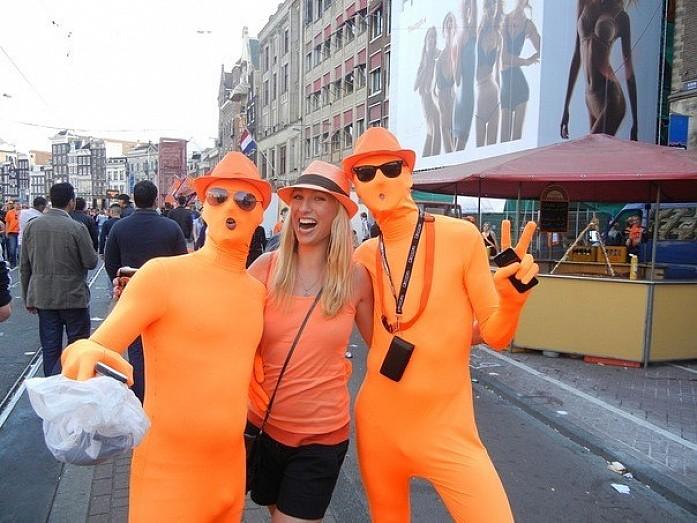 Самые обычные жители Амстердама