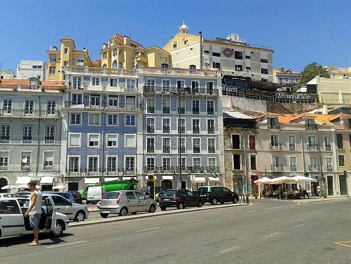 <em>Типичные лиссабонские здания</em>