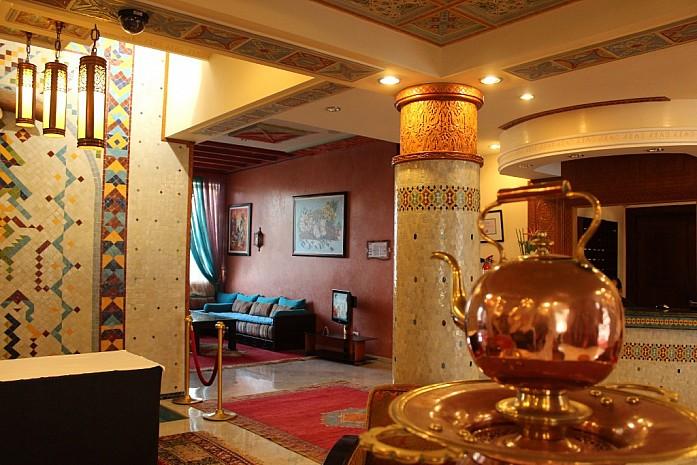 Hôtel Club Val d'Anfa