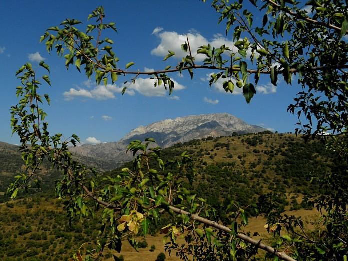 Гора Чимган