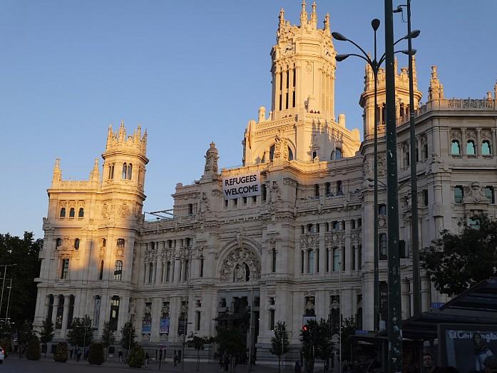 Молочные поросята, черепахи и египетские храмы или что интересного может предложить Мадрид