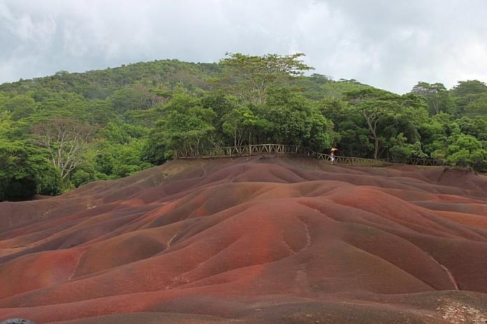 Семицветные земли...