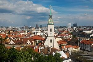 Мои впечатления от Братиславы