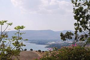 Вокруг озера Кинерет - Тверия, Табха, Капернаум, Голанские высоты