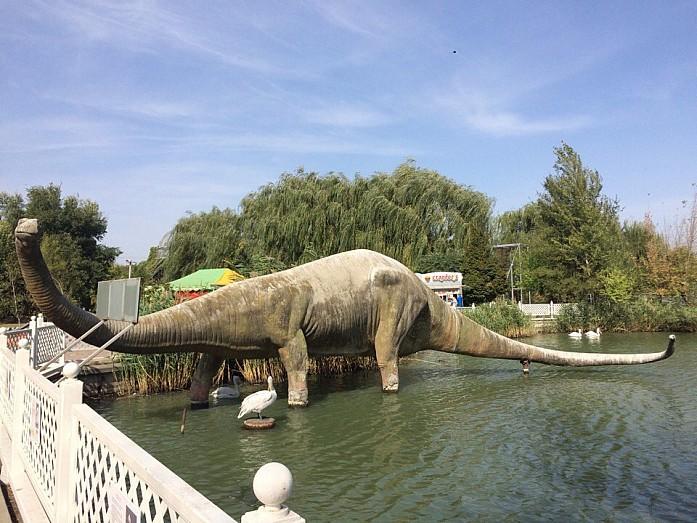 Тот самый динозавр!