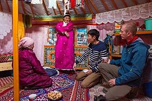Средняя Азия приглашает на чай