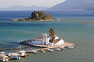 Греция. Отдых на Корфу