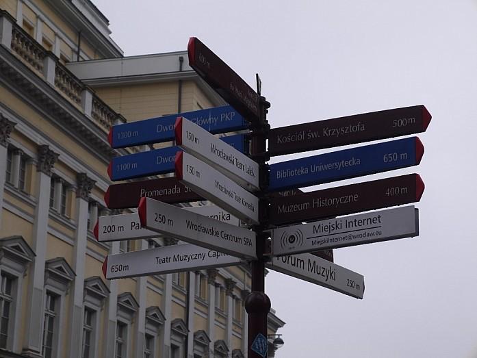 Прогулка по Вроцлаву
