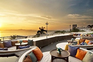 Отель Royal Cliff Beach Hotel by Royal Cliff Hotels Group