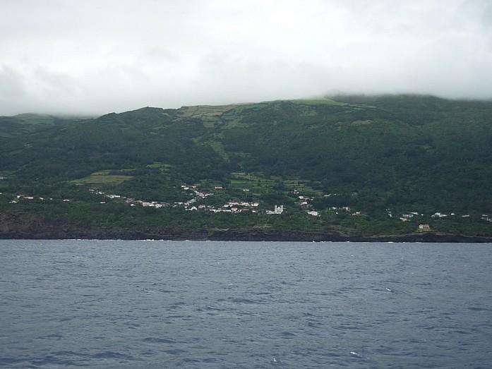 Путешествие по Азорским островам