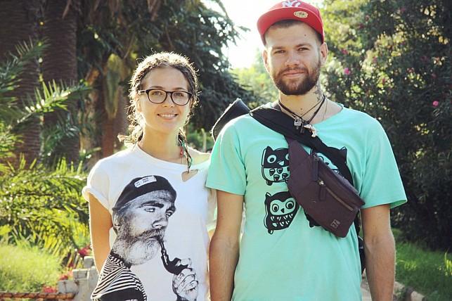 Никита и Ханна: вдвоем идеально