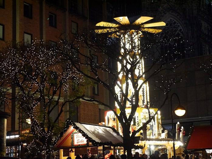 Рождественские ярмарки Кельна