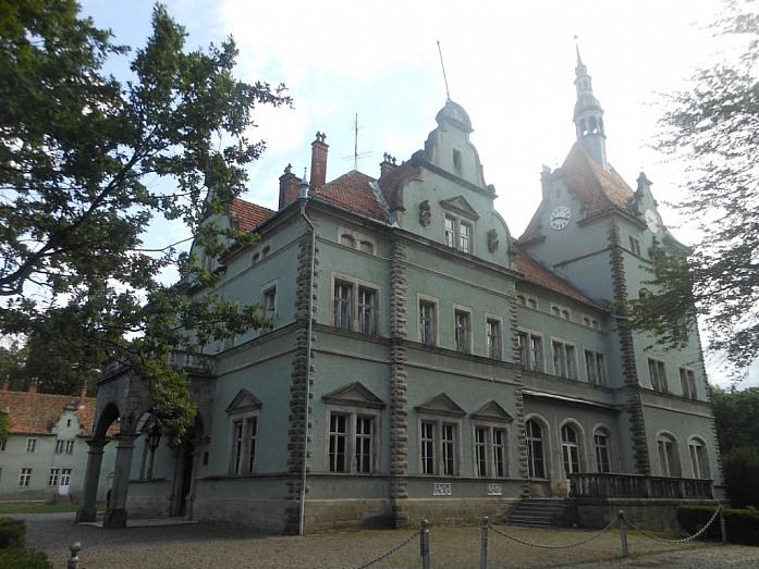 Замок Шенборнов.